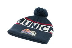 Red Bull Crashed Ice Classic Beanie Mütze, Red Bull, Chrashed Ice,