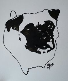 Puggle Rex by Valerie straub