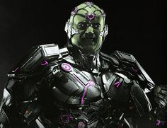 VIDEO GAMES: New INJUSTICE 2 Promotional Images Feature Poison Ivy, Brainiac, Bane And Robin