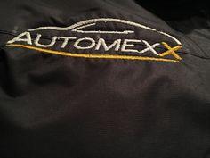 Polyester 2-farbige Bestickung - Textilveredelung - AutomexX