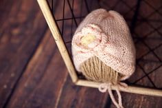 newborn baby girl crochet pink bonnet newborn knit Newborn Hats, Baby Girl Newborn, Baby Girl Crochet, Knitted Hats, Knitting, Trending Outfits, Unique Jewelry, Handmade Gifts, Pink
