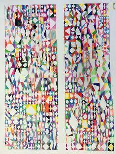 Christian Finne – Untitled. 56 x 76 cm. Tegning. Pris: 12.000 kr.