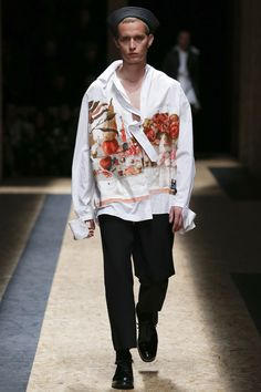 """controlledeuphoria: """"gentle-twig: """"mariah-do-not-care-y: """"  Prada FW16 """" like… my ideal shirt """" @gentle-twig you would look so good in this OMG"""""""