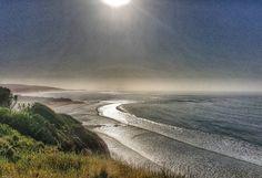 Fantastic looking ocean view this morning in hometown Anglesea!  #saltfitness #ocean #sea #anglesea #surf #greatoceanroad by salt_fitness http://ift.tt/1KosRIg
