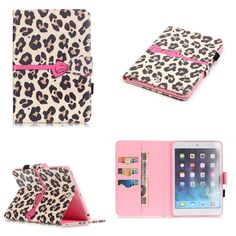 Cheap leather ipad cover, Buy Quality leather sleeve macbook pro directly from China leather ipad mini case Suppliers: YH New Leopard Style Case For Apple Ipad Mini 1 2 3 Colorful Kids Owi Tower Cute PU Leather Cover For ShockProof Cute Ipad Cases, Ipad Mini Cases, Leather Cover, Pu Leather, Leopard Fashion, Apple Ipad, Wallet, Alibaba Group, Tower