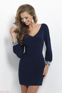 Winter cocktail dress pictures