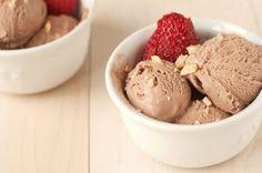 Chocolate Peanut Butter Banana Ice CreamReally nice recipes.  Mein Blog: Alles rund um Genuss & Geschmack  Kochen Backen Braten Vorspeisen Mains & Desserts!