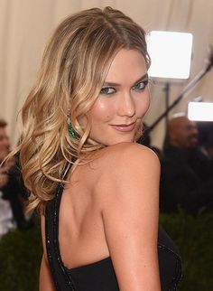 Cool and Affordable Drugstore Products Used at the 2015 Met Gala - Makeup Artist Sir John used L'Oréal Paris Infallible Pro-Last Lip Color in Everlasting Caramel to give Karlie Kloss' lips that deep rosy yet neutral tint.
