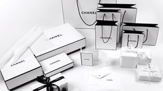 Chanel, Retail Packaging, Branding, Content, Detail, Art, Products, Art Background, Brand Management