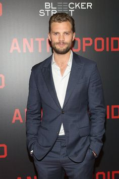 Pin for Later: Gird Your Loins, Because Jamie Dornan Is Back on the Red Carpet