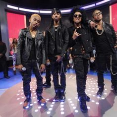 Mindless Behavior is the best boy band. Well at lease I think so......... I luv their music!