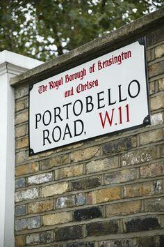 PORTOBELLO ROAD | ROYAL BOROUGH OF KENSINGTON AND CHELSEA | W11 | LONDON | ENGLAND