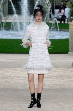 Chanel Spring/Summer 2018 Couture | British Vogue
