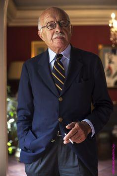 Gentleman Chemistry - Mr. Antonio Panico of Sartoria Panico