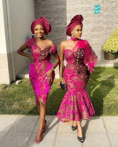 african dress styles Trendy Aso Ebi Gown Styles for Beautiful African Fashion Ankara, Latest African Fashion Dresses, African Dresses For Women, African Print Dresses, African Print Fashion, African Attire, African Lace Styles, Ankara Styles, Lace Dress Styles