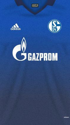 Schalke 04 16-17 kit home
