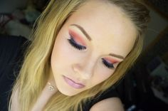 Spring Time http://www.makeupbee.com/look_Spring-Time_43789