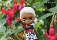 Blythe LPS Custom N.31 by MoleDolls by MoleDolls on Flickr.  OHHH!! She's adorable!
