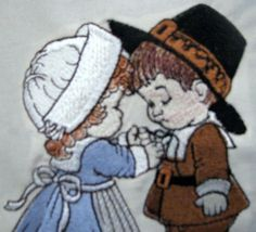 precious moments thanksgiving - Google Search Pilgrims And Indians, Give Thanks, Precious Moments, Happy Thanksgiving, Needlepoint, Creepy, German, Thankful, Crochet Hats