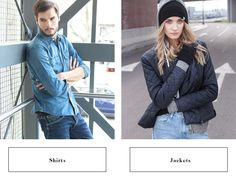 #jeansstore #fw14 #aw14 #levis #leviscollection #shopnow #onlinestore #online #store #men #mencollection #womencollection #women #shirt #jacket