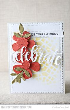 But there are a few more things for you to consider adding to your wish list-like the Stitched Blooms. Penny Black, Card Kit, Card Tags, Card Making Inspiration, Making Ideas, Magenta, Bday Cards, Mft Stamps, Beautiful Handmade Cards