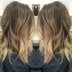 Long Wavy Ash-Brown Balayage - 20 Light Brown Hair Color Ideas for Your New Look - The Trending Hairstyle Brown Hair Balayage, Brown Blonde Hair, Light Brown Hair, Hair Color Balayage, Brunette Hair, Dark Hair, Blonde Balayage, Balayage Hair Brunette Medium, Subtle Balayage