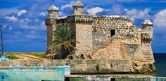 El Torreón de Cojímar, cerca de La Habana - http://www.absolut-cuba.com/el-torreon-de-cojimar-cerca-de-la-habana/