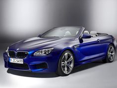 2013 M6 Convertible  All i want to do is a zoom zoom....     :)  JFV