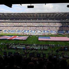 Heute wieder in #London bei #NFLUK! Hat Spaß gemacht. War #NFLFG auch auf #ranNFL zu sehen? Aber #Wembley hat die besseren Sitze und die bessere Anbindung. Sonst war #Twickenham aber schön. Und Giants haben gewonnen! #nygvsla #reisen #reisendernerd #travel #tavelgram #travelingram #igtravel #instapassport #instatraveling #mytravelgram #instatravel #travelblog