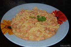 Pasta e fagioli - ricetta della pasta e fagioli