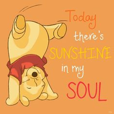 There's nothing wrong with a little Winnie the Pooh! winnie the pooh quotes Phineas E Ferb, Cute Good Morning, Good Morning Sunshine, Pomes, Winnie The Pooh Quotes, Disney Winnie The Pooh, Piglet Quotes, Eeyore, Disney Wallpaper