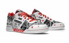 Reebok x Keith Haring Foundation