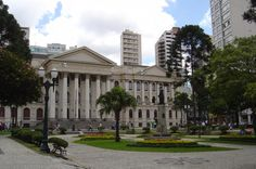 Private Curitiba Walking Tour  			Book a private walking tour downtown through Curitiba´s  culture and history! Visit streets and touristic highlights and hear  about our history from over the last 350 years, unknown even by many  locals! Minimum 2  persons for booking. 					The length of your walking tour is approximately 5 km (about 3 miles). We will also take a bus from one station to another in a part of the tour.Here is the list of the places we will visited during this 3...