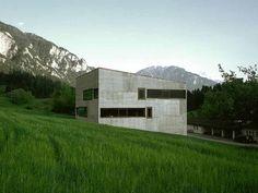 School Building in Paspels