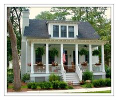 Cute Southern cottage