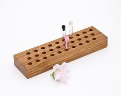 Perfume Sample Holder Fragrance Cologne Essential Oil Sample Organizer STEPHEN. $67.00, via Etsy.