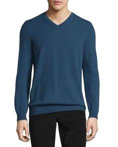 VINCE 718 Slim-Fit Corduroy Pants, Black. #vince #cloth #