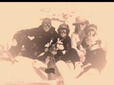 Mountain ski in family environment