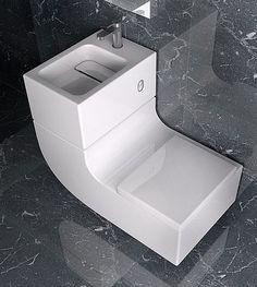 Bathroom Furniture Roca Best Of Roca 2 In 1 toilet and Sink - Badezimmer Amaturen Sink Toilet Combo, Toilet Sink, Toilet And Sink Unit, Toto Toilet, Flush Toilet, Bathroom Toilets, Bathroom Fixtures, Roca Bathroom, Washroom