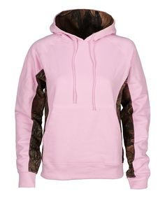 Pink & Camouflage Cambrillo Hoodie