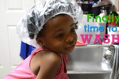 It's wash day for my baby girl! Since my natural hair kids series has been doing so well, I decided to share how I wash my curly kid's hair. Wash day has become a huge deal in the natural hair comm…