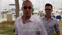 "Burn Notice 5x08 ""Hard Out"" - Michael Westen (Jeffrey Donovan) & Jesse Porter (Coby Bell)"