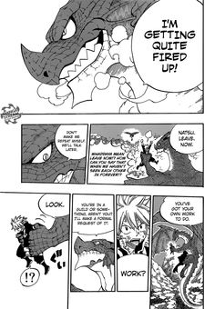 Read manga Fairy Tail 401: Igneel vs Acnologia online in high quality