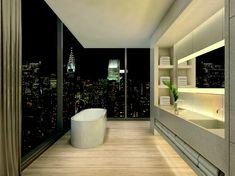 Herzog & de Meuron Designs 28-Story Luxury Tower for Manhattan,Courtesy of Ian Schrager Company