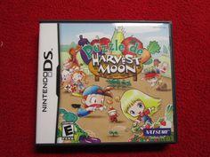 Puzzle de Harvest Moon (Nintendo DS DSI 2DS 3DS NDS)