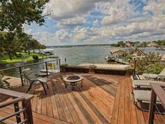 Cottage Dock Ideas On Pinterest Adirondack Chairs Decks