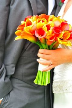 Calla Lillies - our wedding flower. Calla Lily Bouquet, Hand Bouquet, Calla Lillies, Flower Bouquets, Lilies, Our Wedding, Dream Wedding, Wedding Stuff, Fall Wedding