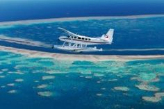 seaplane great barrier reef web