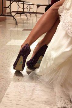 wedding shoes #ido #bride