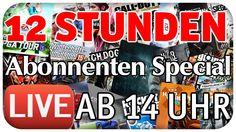 12 Stunden live Stream - 5000 Abonnenten Special
